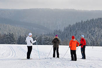 Skitour in Frauenwald